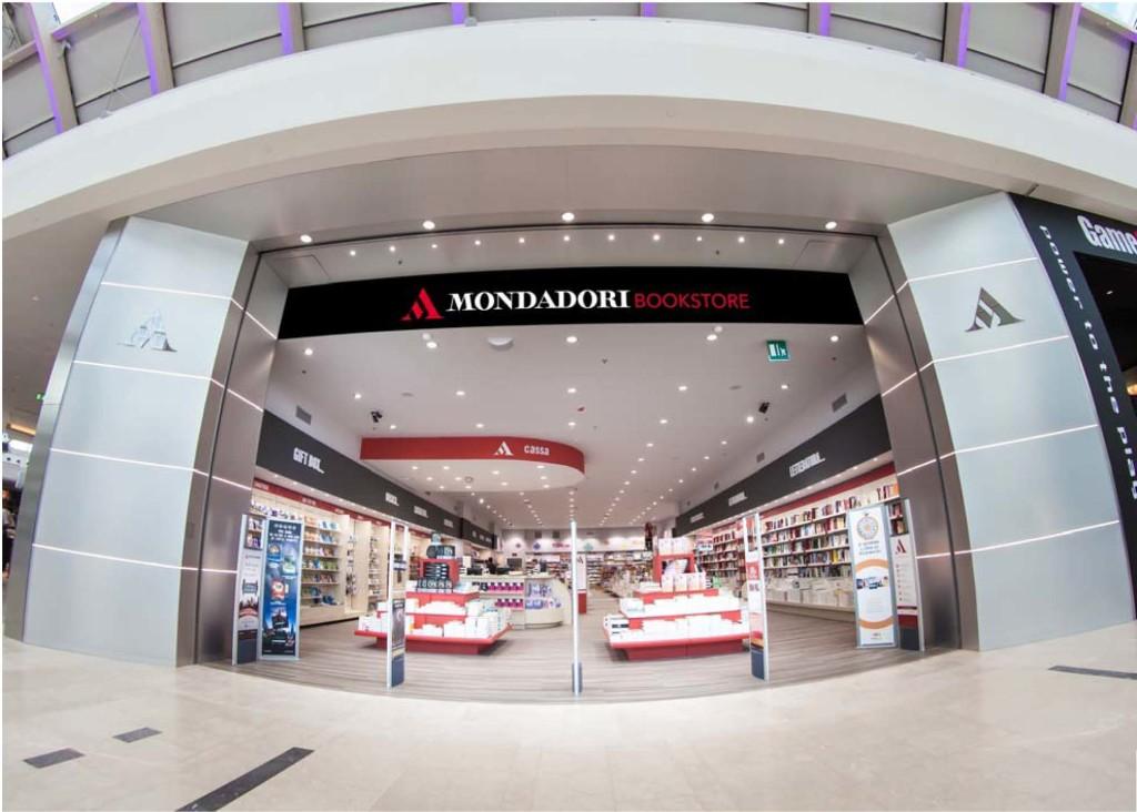 Aprire un negozio in franchising di Mondadori bookstore