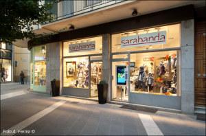 Aprire un negozio in franchising di Sarabanda