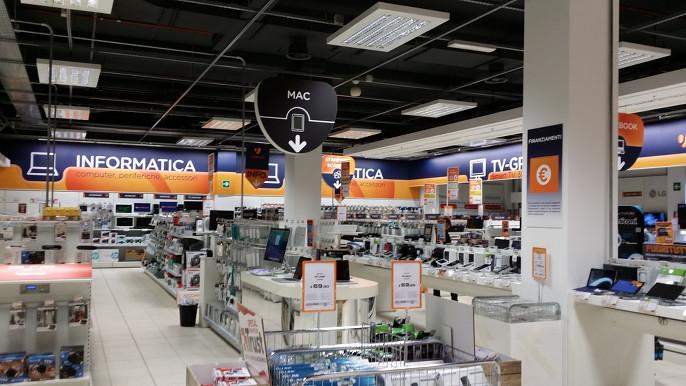 Aprire un negozio in franchising di Unieuro