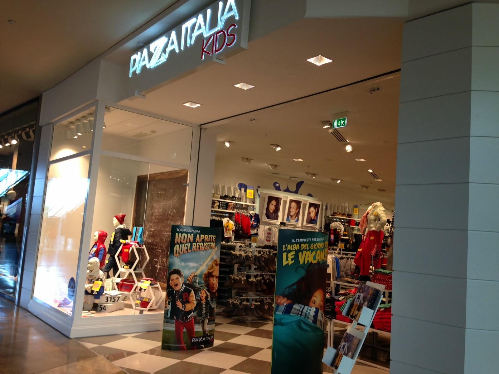 piazza italia abbigliamento