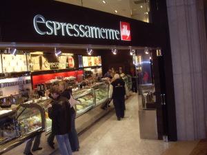 Aprire un negozio in franchising di Espressamente illy