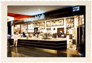 Aprire un negozio in franchising di La Bottega del Caffè