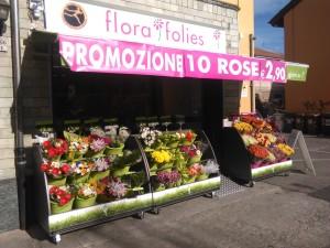 flora folies, franchising fiori