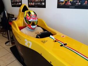 driving simulation center formula1